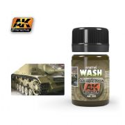 WASH FOR DARK YELLOW VEHICLES<br> AK300
